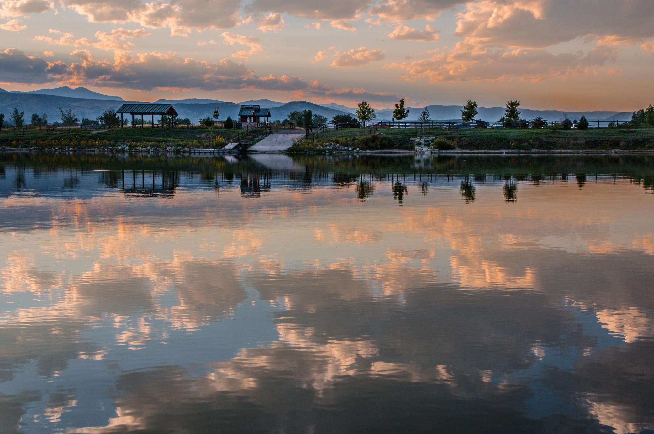 Lagerman Reservoir