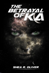 The Betray of Ka Front Cover
